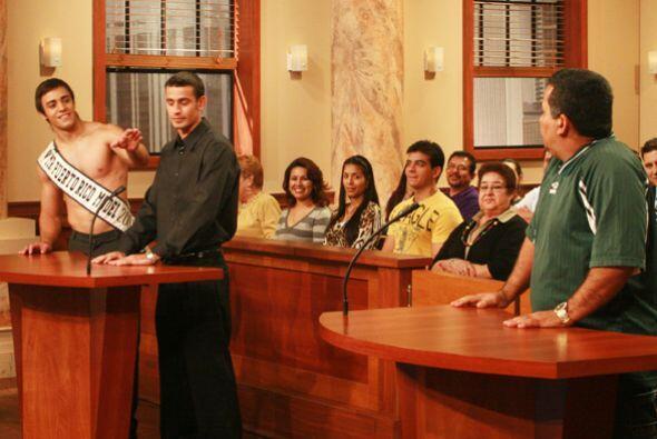 Mr. Puerto Rico defiende a Ramiro y lo apoya a cumplir su sueño en este...