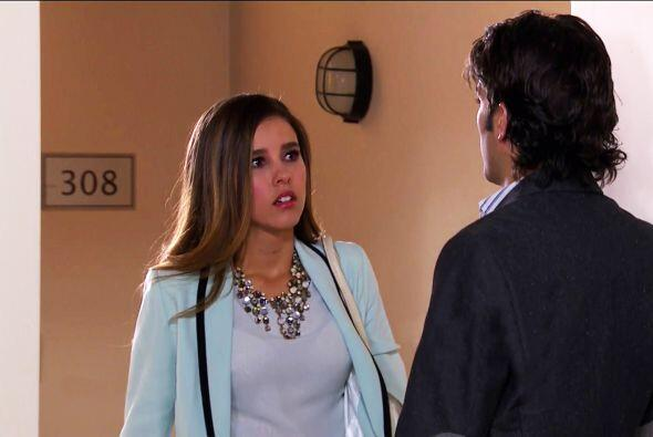¡No Fanny! No creas lo que estás viendo, todo es una trampa de Laura.