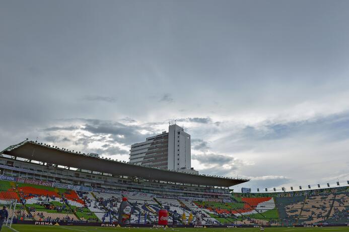Atlas golea a domicilio a un Leon que hizo muy poco General Estadio Nou...