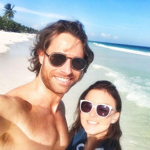 Sebastián Rulli y Angelique Boyer