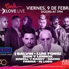"""Reglas oficiales del concurso """"X Love Live Uforia Concert Series- Buchanan's New York"""""""