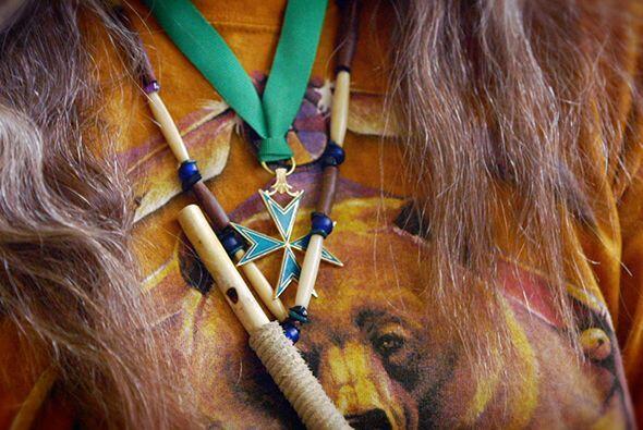 Según las creencias de Mooney y los miembros de su tribu, una vez que se...