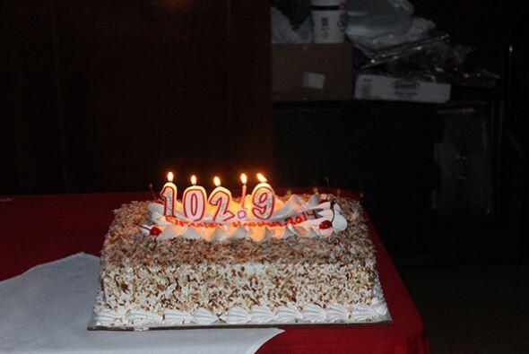 Celebramos 9 años del evento Gracias Houston junto a nuestros radioescuc...