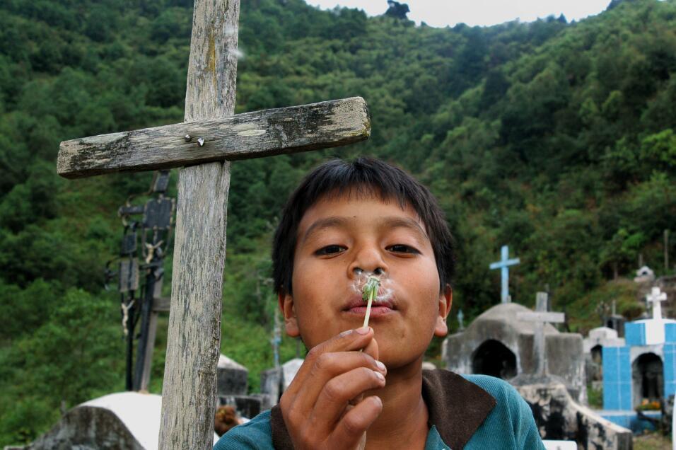 En la Montaña de Guerrero se refleja la importancia que tiene para la co...