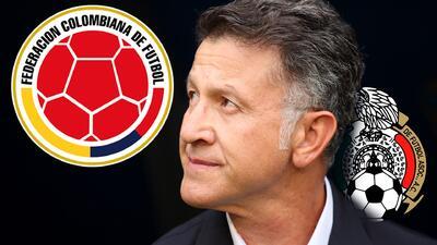 El sueño de Osorio de dirigir a Colombia lo tendría con un pie y medio afuera del Tri