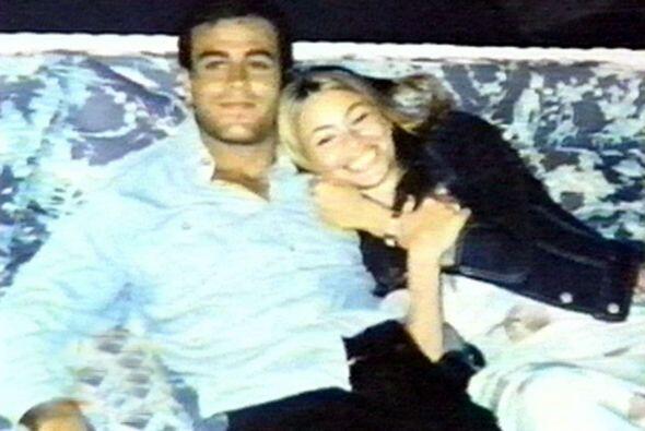 En los '90, tuvo un idilio con el español Enrique Iglesias.