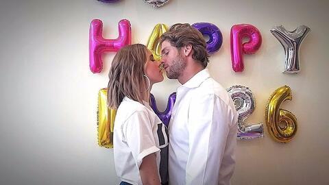 Paulina Goto y Horacio Pancheri, la historia de amor que nació en...