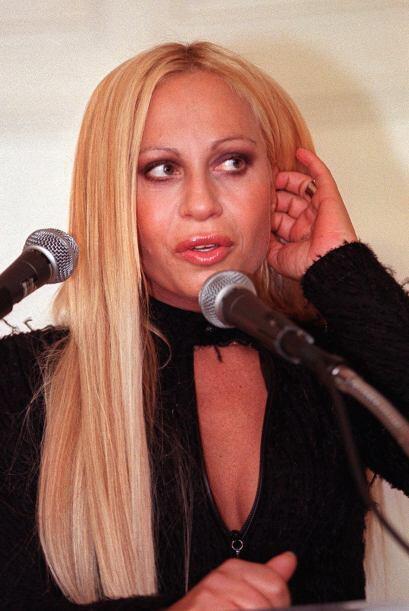 Donatella Versace nunca fue muy hermosa. Mira aquí lo último en chismes.