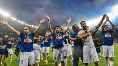 El equipo de Belo Horizonte consiguió su cuarto título en el Brasileirao.