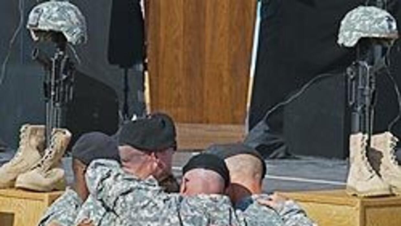 Pentágono anunció que investigará la masacre en Fort Hood, Texas ef93919...