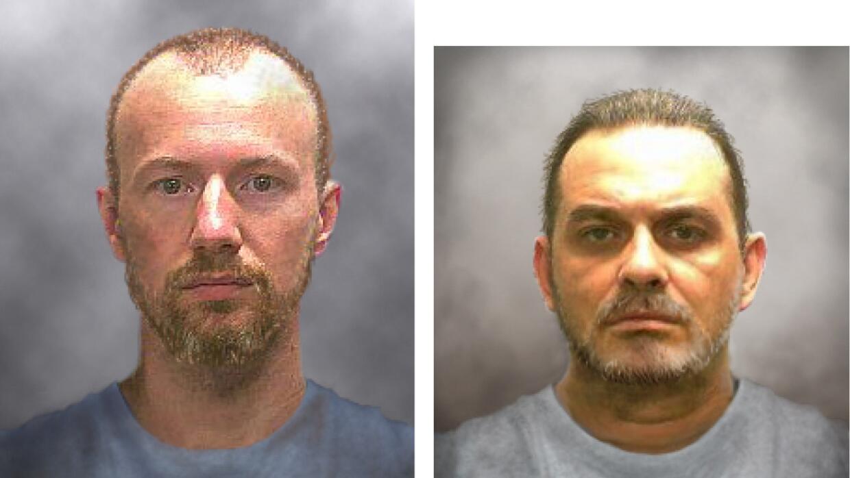 Ambos prófugos escaparon el 6 de junio.