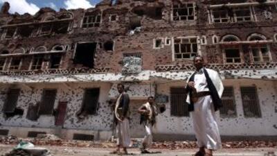 """Los duros combates entre """"Ansar al Sharía"""" y milicianos tribales que apo..."""
