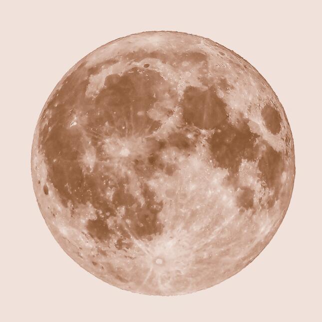La Navidad regala una espectacular Luna Llena