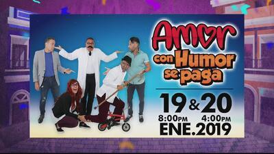 """""""Amor con amor se paga"""" llega a los escenarios de Puerto Rico"""