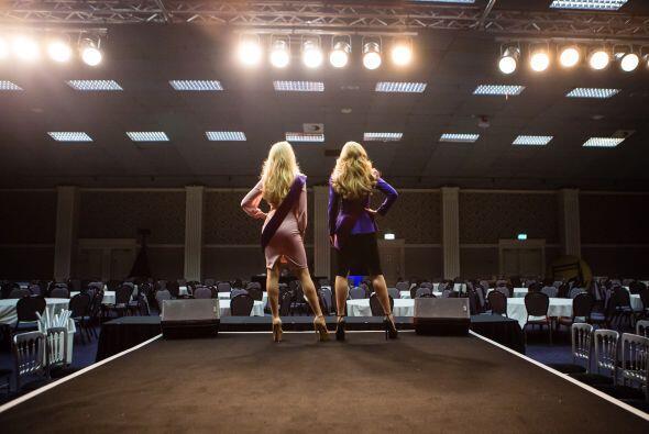 Kesha espera que en un futuro su madre y ella entren a otros concursos d...