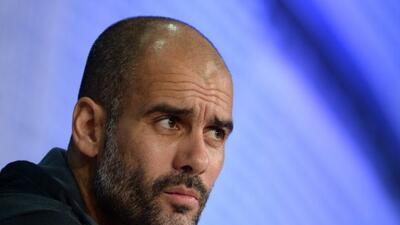El entrenador español desea cumplir su contrato con el Bayern pese a los...
