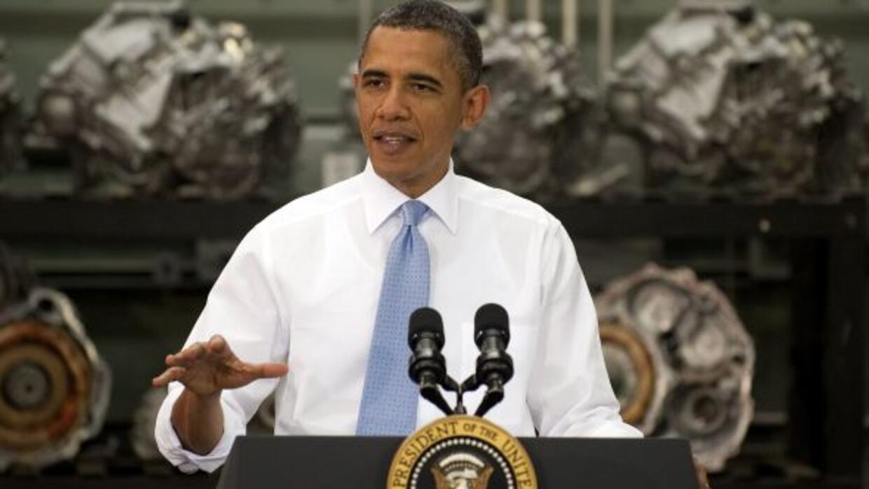 Barack Obama se convertirá en el primer presidente de Estados Unidos en...