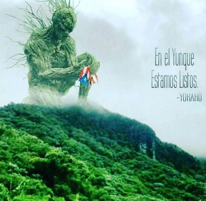 Meme El Yunque