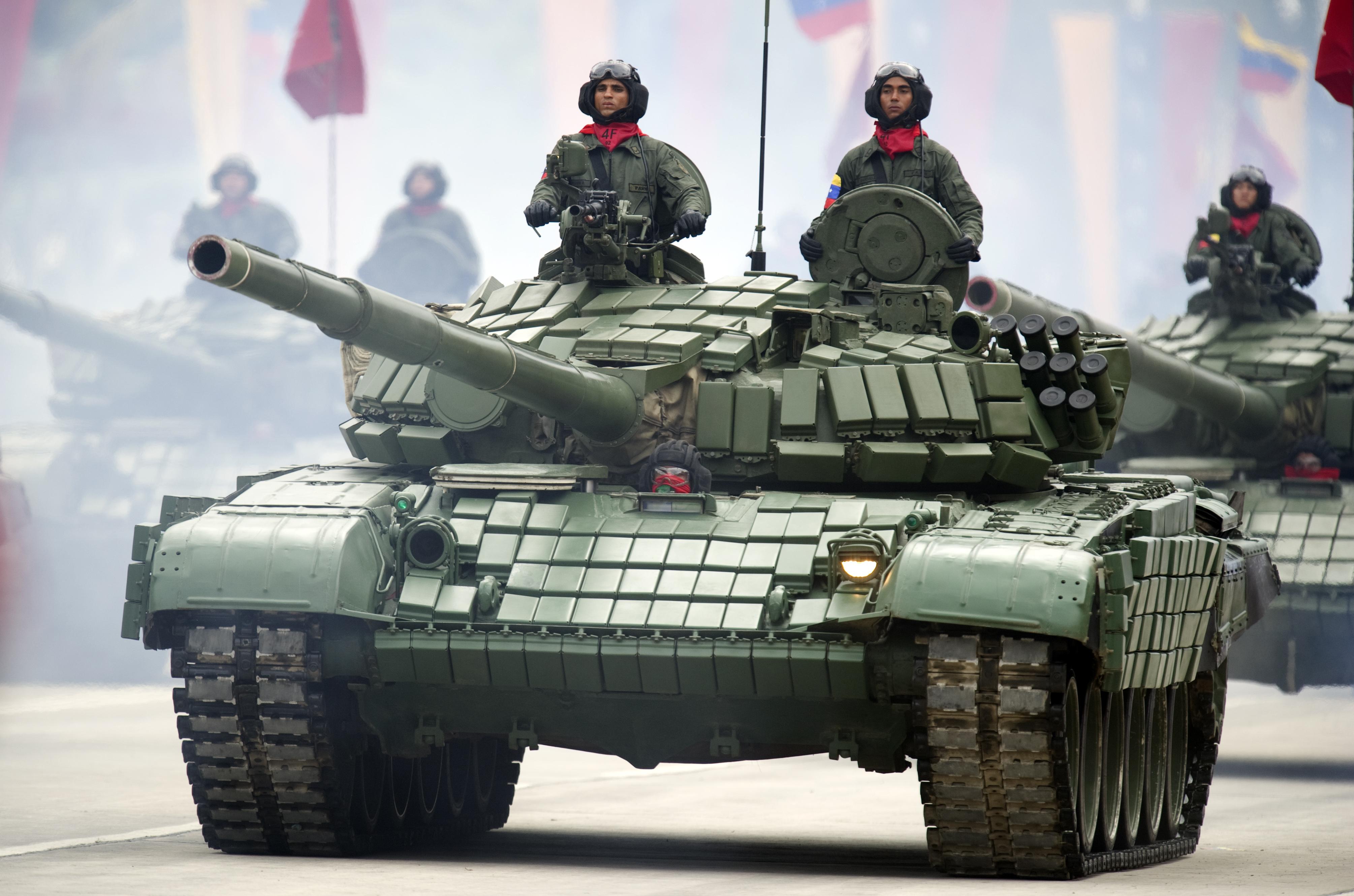 Por qu nicaragua le compr 50 tanques a rusia univision for Criadero de cachamas en tanques