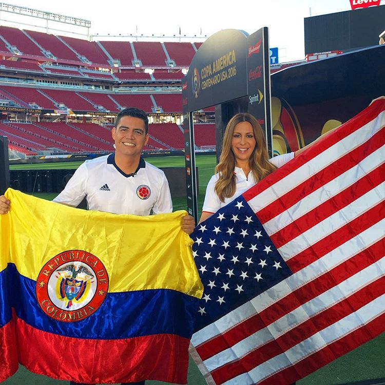 Amar A Muerte Capitulo 31: Despertamos Con La Pasión De La Copa América Centenario
