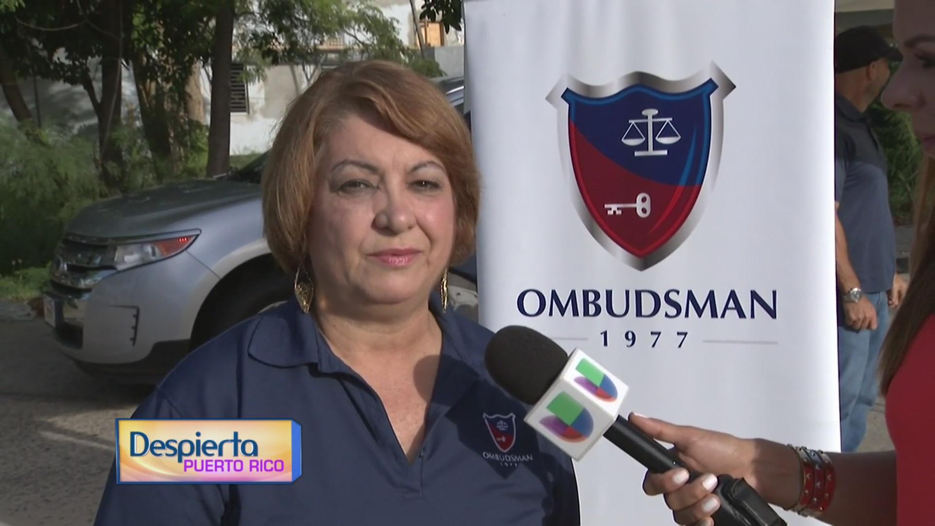 La directora de la oficina del procurador del ciudadano for Oficina del ciudadano