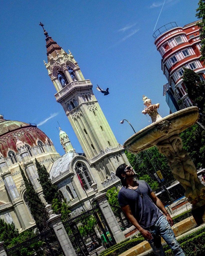 Amar A Muerte Capitulo 6: José Ron De Vacaciones Por Tierra Santa Y España